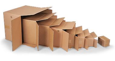 Wellkarton-Boxen von ratioform