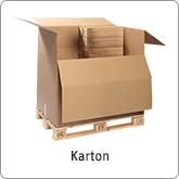 Verpackungen aus Karton