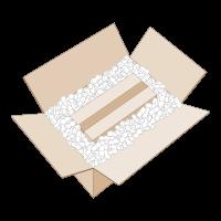 Boxinhalt füllen