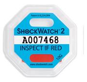 ShochWatch2 Anzeige rot