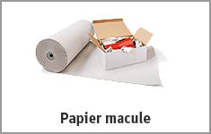 Unterleg- und Stopfpapier